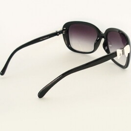 Chanel 5171 black-white black