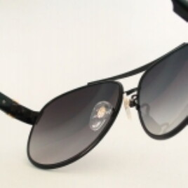 Chrome Hearts HOT COOTER BK black black