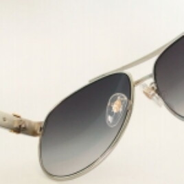 Chrome Hearts HOT COOTER SBL silver black