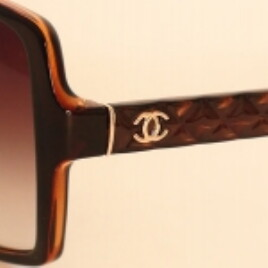 Chanel 5173 122-32 brown brown