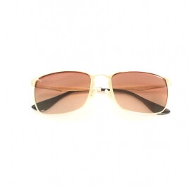 Ray Ban 3508 gold brown