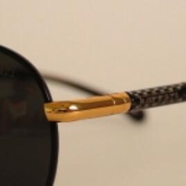 Ferrari FR 69 black gold black