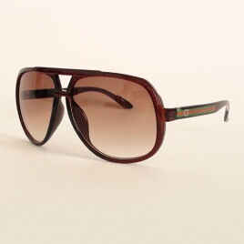 GUCCI 1622  brown brown