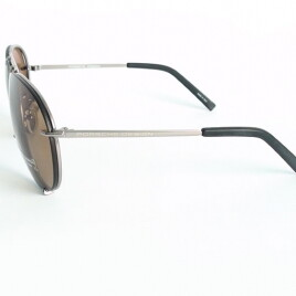 Porsche Design P 8478 silver brown