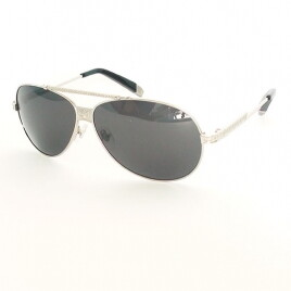 Chrome Hearts MS 106 C 04 silver black