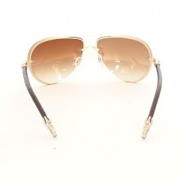 Chrome Hearts Jewel Box 1 gold brown