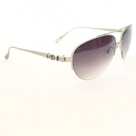 Chrome Hearts MWH STAINS I silver black
