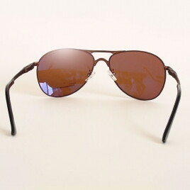 Porsche Design 8722 Copper Gold Brown