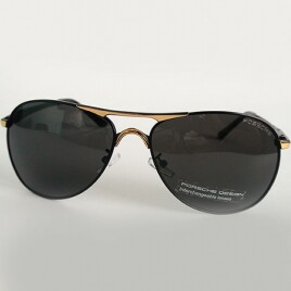 Porsche Design 8722 black gold black