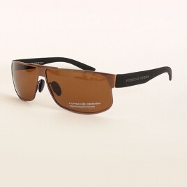 Porsche Design P 8535 copper brown