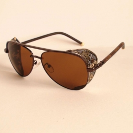 Chrome Hearts HD SCIENCE 1506 brown brown