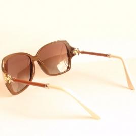 Chanel 5080H 135-55 white brown