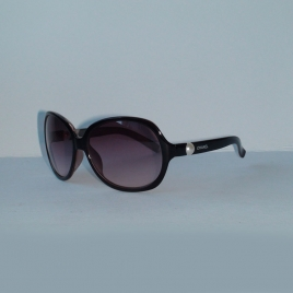 Chanel 5141 perl black grey brown