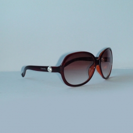 Chanel 5141 perl brown brown