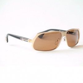 Chrome Hearts 1820 111 gold brown