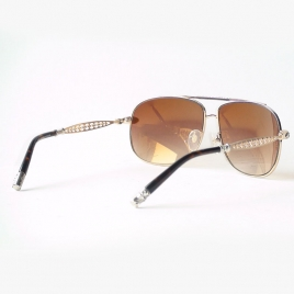 Chrome Hearts BOUNER DONER SGD gold brown