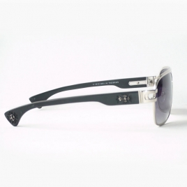 Chrome Hearts SS EK THE BRIWN silver black