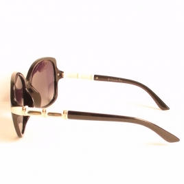 Dior 2066D black white brown
