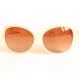 Dior 2066D white gold brown