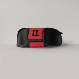Футляр для очков POLICE black red