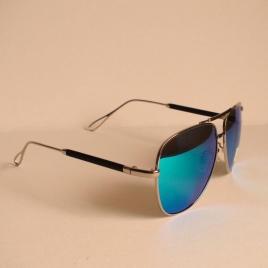LACOSTE L1208 silver black blue