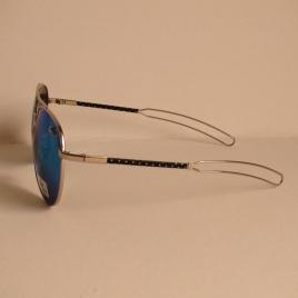 LACOSTE L8058 silver zer blue