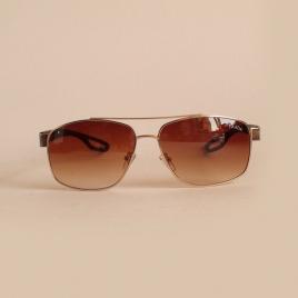 PRADA 43428 gold brown