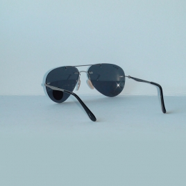 Ray Ban RB8055 156/86 silver