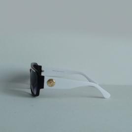 Versace 825 white black