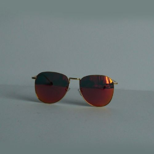 Victoria Beckham VB0101 gold orange