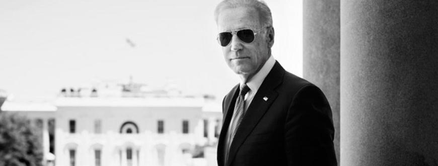 RAY BAN обожают политики. История солнцезащитных очков Джо Байдена